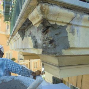 interventi su balconi
