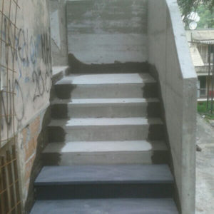 realizzazione scale esterne