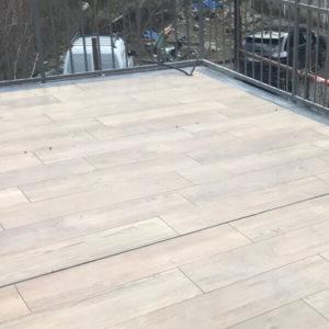 pavimentazione terrazzo
